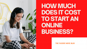 The cost of starting an online business