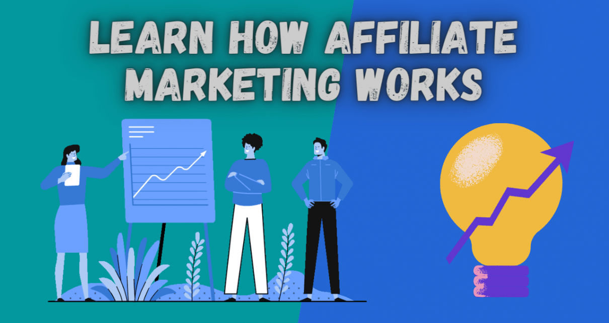 Learn How Affiliate Marketing Works