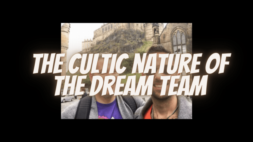 The Cultic Nature Of The Dream Team