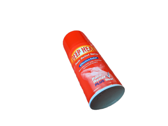 Heat Spray for Gout attacks